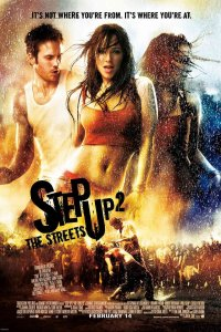 Šokis hip-hopo ritmu 2. Gatvės / Step Up 2 the Streets (2008)