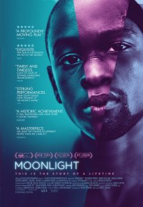 Mėnesiena / Moonlight (2016)