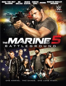 Jūrų pėstininkas 5 / The Marine 5: Battleground (2017)